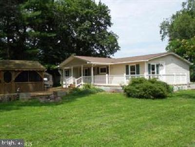 Calvert County Single Family Home Active Under Contract: 13298 Trenton Avenue