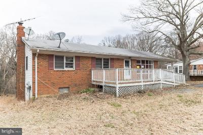 Calvert County Single Family Home For Auction: 3495 Hance Road