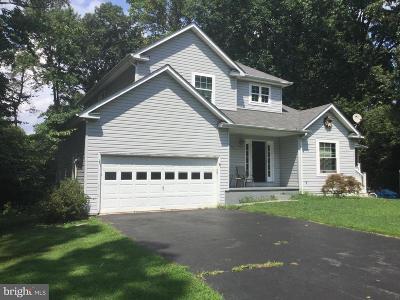 Calvert County Single Family Home Active Under Contract: 5824 Magnolia Circle