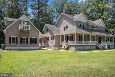 Lusby Single Family Home For Sale: 13038 Mills Creek Drive