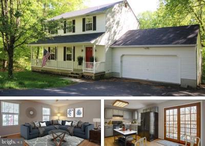 Calvert County Single Family Home For Sale: 6055 Locust Road