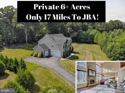 Charles County, Calvert County, Saint Marys County Single Family Home For Sale: 12380 Webb Lane