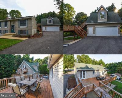 Saint Leonard Single Family Home For Sale: 5003 Harvard Street