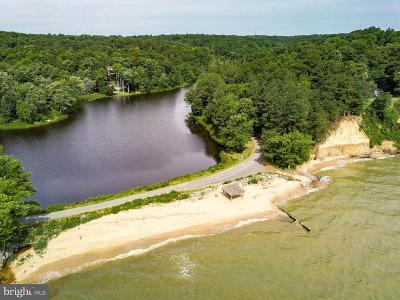 Calvert County Residential Lots & Land For Sale: 2779 Cove Lake Road