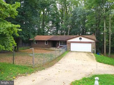 Huntingtown Single Family Home For Sale: 3221 Hunting Creek Road