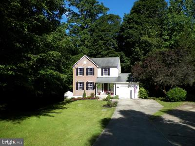 Chesapeake Beach Single Family Home For Sale: 2484 Woodland Court