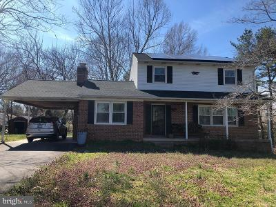Dunkirk Single Family Home Under Contract: 11904 Crown Drive