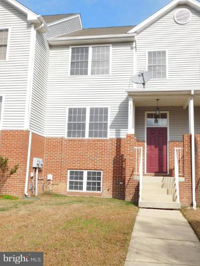 Calvert County Townhouse For Sale: 13412 Stowaway Court