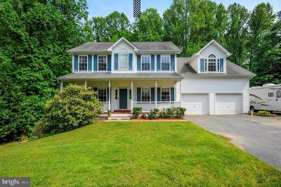 Calvert County Single Family Home For Sale: 1138 Regency Drive