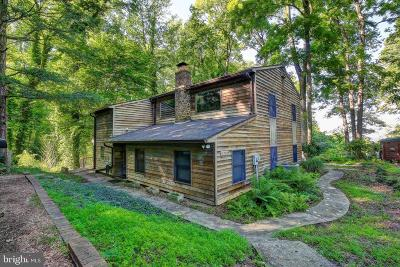Port Republic Single Family Home For Sale: 4018 Evergreen Road