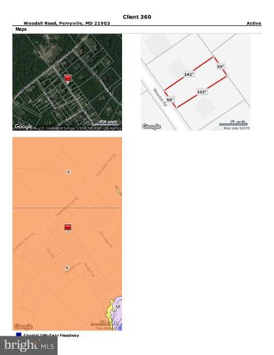 Perryville Residential Lots & Land For Sale: Woodall Road