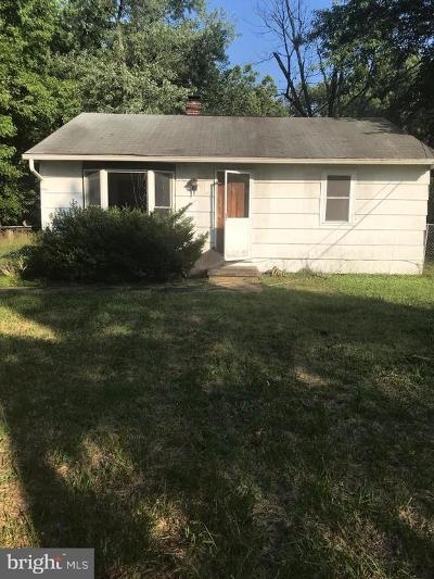 Cecil County Single Family Home Active Under Contract: 764 W Old Philadelphia Road