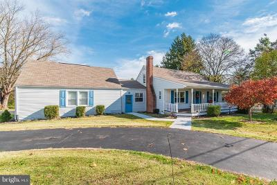 Cecil County Single Family Home For Sale: 62 Craigtown Road