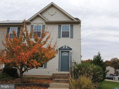 Cecil County Townhouse For Sale: 336 Buttonwoods Road