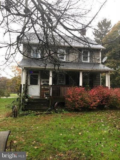 Elkton Single Family Home For Sale: 519 Middle Road