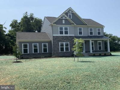 Cecil County Single Family Home For Sale: Tiller Farm Lane