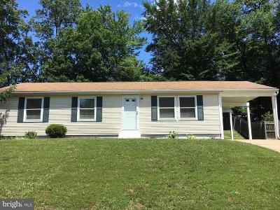 Elkton Single Family Home For Sale: 133 N Tartan Drive