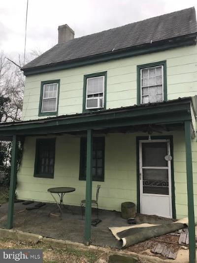 Cecilton Single Family Home For Sale: 250 W Main Street
