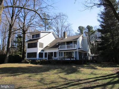 Chesapeake City Single Family Home For Sale: 135 Downing Drive
