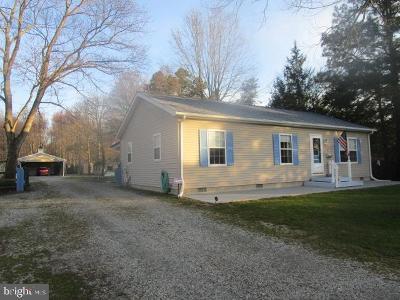 Elkton Single Family Home For Sale: 199 Elk Forest Road