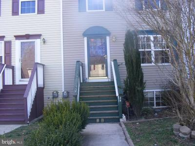 North East MD Townhouse For Sale: $150,000