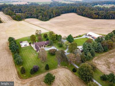 Cecil County Farm For Sale: 585 Bohemia Church Road