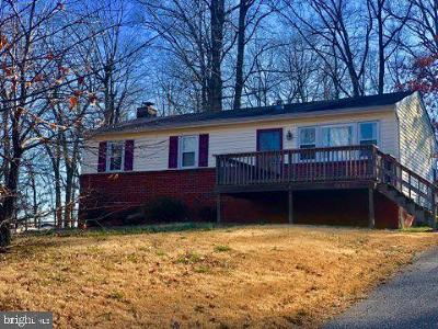 Elkton Single Family Home Under Contract: 1895 Blue Ball Road