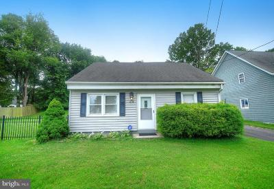 Perryville, Port Deposit Single Family Home For Sale: 24 Cherry Lane