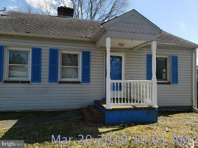 Elkton Single Family Home For Sale: 386 Appleton Road