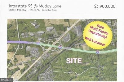Elkton Residential Lots & Land For Sale: Lot #1 Muddy Lane