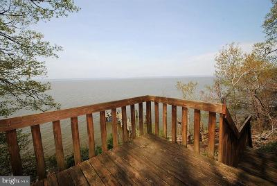 Single Family Home For Sale: 5401 Turkey Point Road