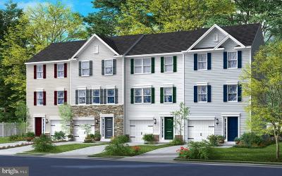 Cecil County Townhouse For Sale: 282 Tournament Circle