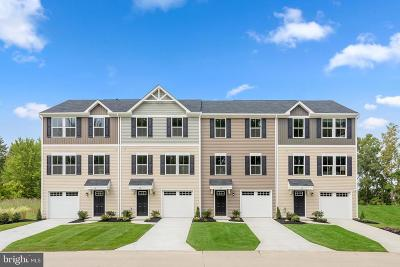 Cecil County Townhouse For Sale: 22 Blackgum Road