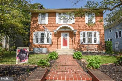 Elkton Single Family Home For Sale: 106 Locust Lane