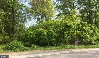 Colora, Conowingo, Rising Sun Residential Lots & Land For Sale: Conowingo Road