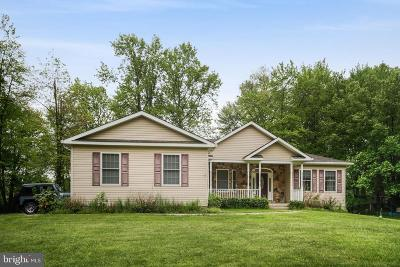Elkton Single Family Home For Sale: 214 Creek Drive
