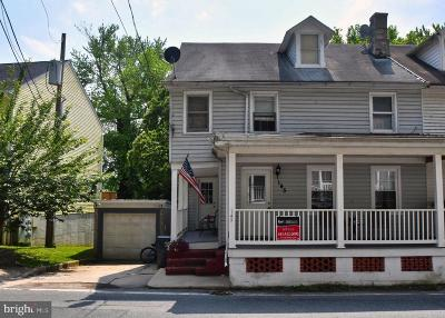 Port Deposit Single Family Home For Sale: 145 N Main Street