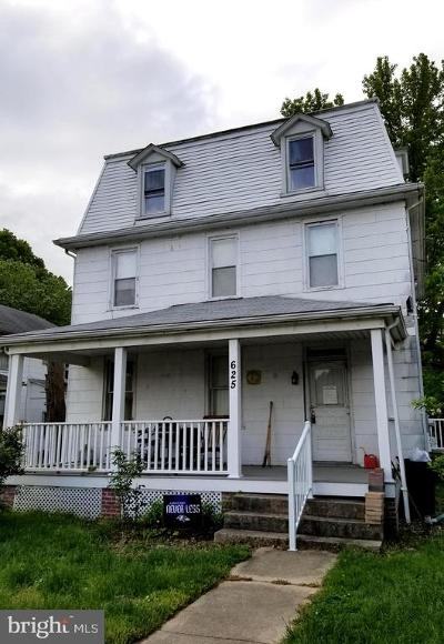 Perryville Single Family Home For Sale: 625 Broad Street
