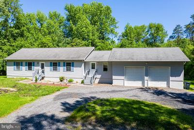 Cecil County Single Family Home For Sale: 653 McKinneytown Road