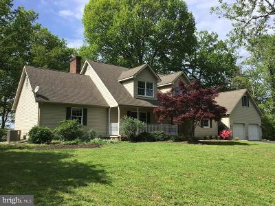 Cecil County Single Family Home For Sale: 1585 Elk Forest Road