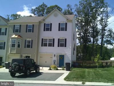 Cecil County Townhouse For Sale: 221 Tournament Circle