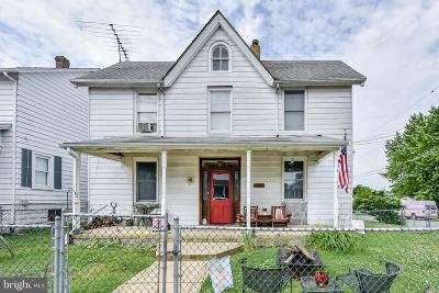 Perryville Single Family Home For Sale: 541 Susquehanna Avenue