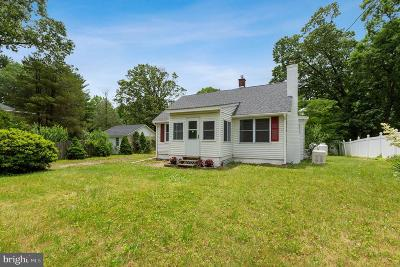 Cecil County Single Family Home Active Under Contract: 1473 Blue Ball Road