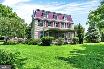 Cecil County Single Family Home For Sale: 270 Joe Meltz Road