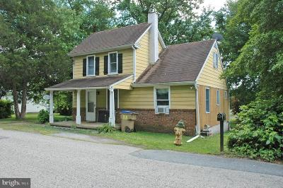 Chesapeake City Single Family Home For Sale: 100 Biddle Street