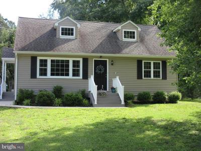 Elkton Single Family Home For Sale: 42 Jones Chapel Road