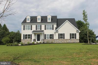 Cecil County Single Family Home For Sale: Lee Way