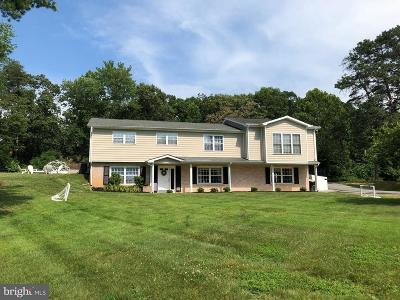 Cecil County Single Family Home For Sale: 896 Turkey Point Road