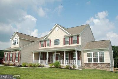 Cecil County Single Family Home For Sale: Lot 10 Tiller Farm Lane