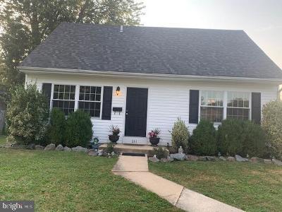Elkton Single Family Home For Sale: 241 Locust Lane